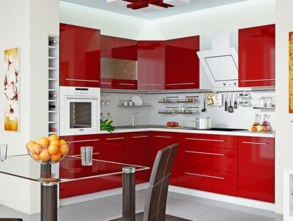 Модульная мебель для кухни: стильно, удобно и эргономично