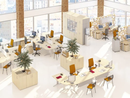 Офис Eden