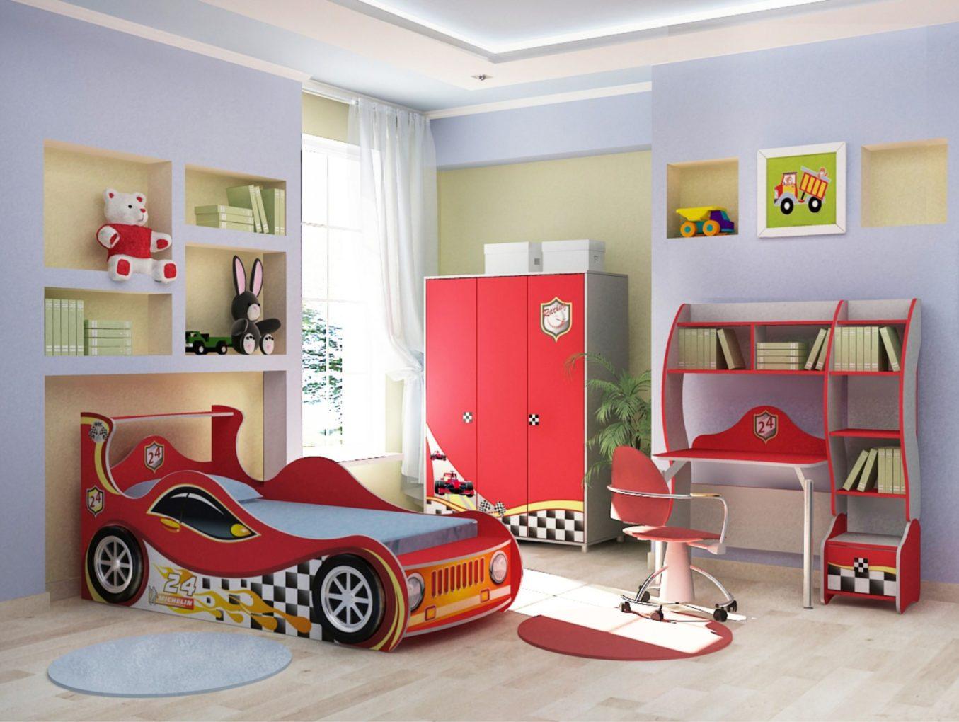 Как выбрать безопасную детскую мебель?