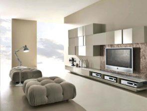 Корпусная мебель для гостиных