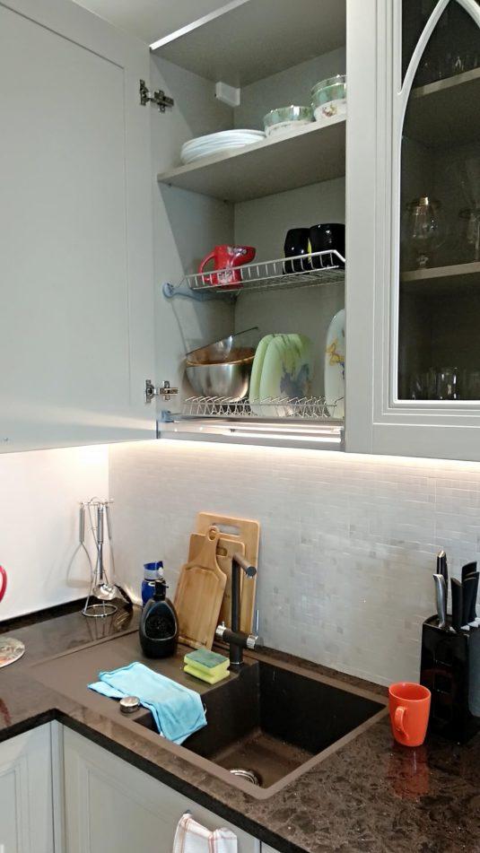 Мегэйн угловая кухня