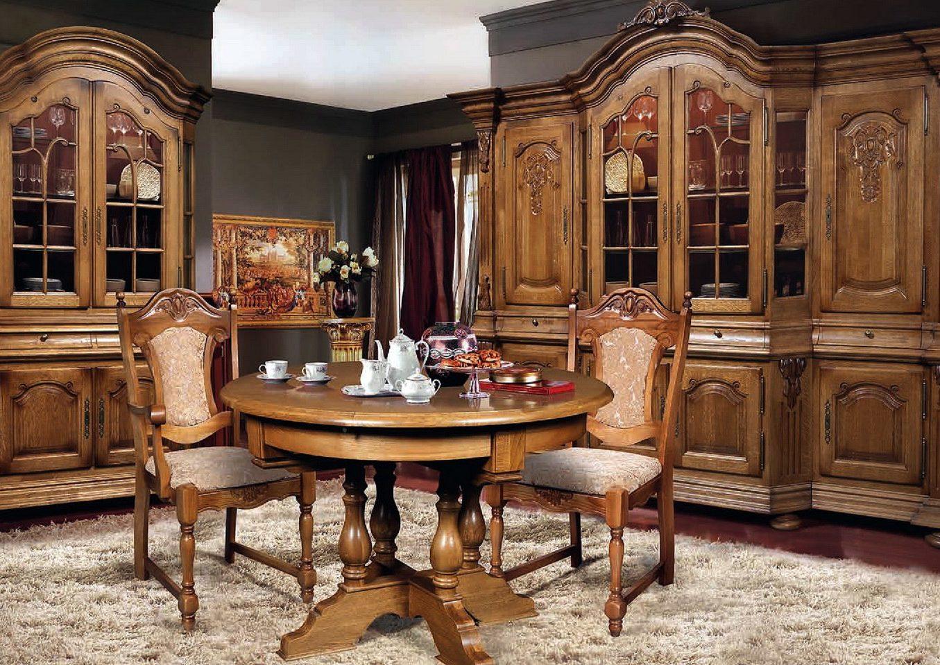 Мебель из массива под заказ в Минске