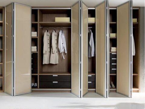 Шкаф складной